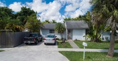 12481 SW 203rd St, Miami, FL 33177 - MLS#: A10538518