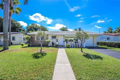 1242 Taylor St, Hollywood, FL 33019 - #: A10538578