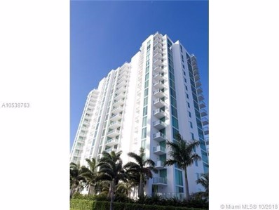 7930 East Dr UNIT 1006, North Bay Village, FL 33141 - MLS#: A10538763