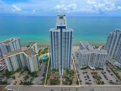 3101 S Ocean Dr UNIT 2502, Hollywood, FL 33019 - MLS#: A10538787