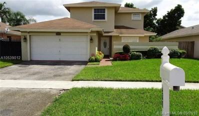 931 SW 99th Ave, Pembroke Pines, FL 33025 - MLS#: A10539012
