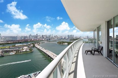 450 Alton Rd UNIT 3001, Miami Beach, FL 33139 - MLS#: A10539102