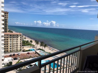 3180 S Ocean Dr UNIT 1205, Hallandale, FL 33009 - MLS#: A10539219