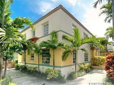 1605 Euclid Ave UNIT 1C, Miami Beach, FL 33139 - MLS#: A10539305