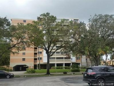 3301 Spanish Moss Te UNIT 504, Lauderhill, FL 33319 - MLS#: A10539310