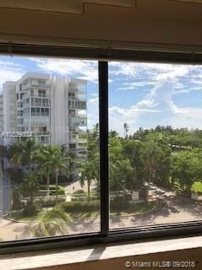 650 Ocean Dr UNIT 6A, Key Biscayne, FL 33149 - #: A10539334