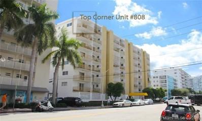 1340 Lincoln Rd UNIT 808, Miami Beach, FL 33139 - MLS#: A10539336