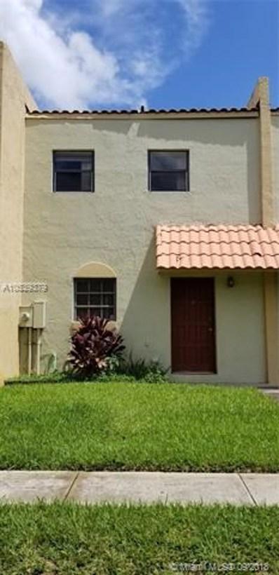 3911 SW 52nd Ave UNIT 7-1, Pembroke Park, FL 33023 - MLS#: A10539379