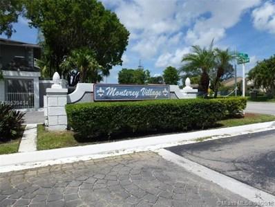 443 NE 210th Cir Ter UNIT 102-21, Miami, FL 33179 - MLS#: A10539414