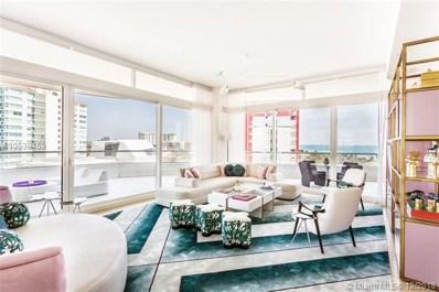 3315 Collins Ave UNIT 6C, Miami Beach, FL 33140 - MLS#: A10539459