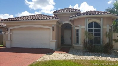 13348 SW 52nd St, Miramar, FL 33027 - MLS#: A10539668