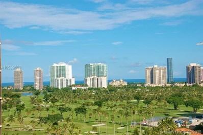 20100 W Country Club Dr UNIT 1609, Aventura, FL 33180 - MLS#: A10539683