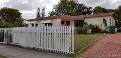 19100 NW 12th Ave, Miami Gardens, FL 33169 - MLS#: A10539715