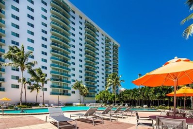 19380 Collins Ave UNIT 214, Sunny Isles Beach, FL 33160 - MLS#: A10539794
