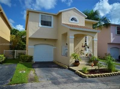 12019 NW 13th St, Pembroke Pines, FL 33026 - MLS#: A10539883