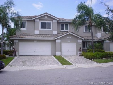 15839 Sw 12th St, Pembroke Pines, FL 33027 - #: A10539910