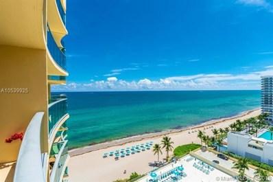 2501 S Ocean Dr UNIT 1414, Hollywood, FL 33019 - MLS#: A10539925