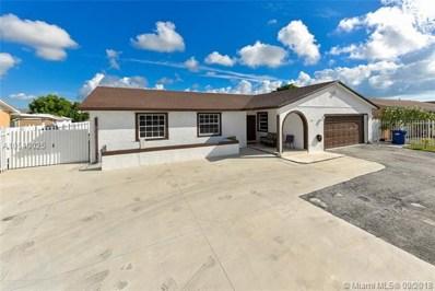 13321 SW 256th Street, Homestead, FL 33032 - #: A10540025