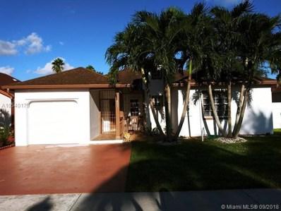 15835 SW 144th Ct, Miami, FL 33177 - MLS#: A10540179