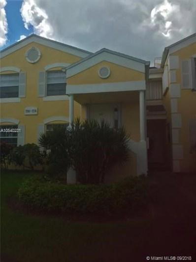 2270 SE 27th Dr UNIT 203-F, Homestead, FL 33035 - MLS#: A10540231