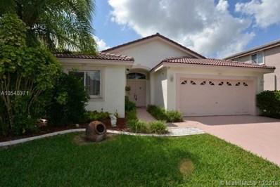 17668 SW 11th St, Pembroke Pines, FL 33029 - MLS#: A10540371