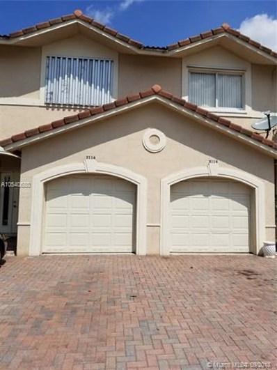 3114 Coral Ridge Dr, Coral Springs, FL 33065 - MLS#: A10540680