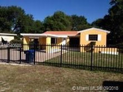 3021 NW 164th St, Miami Gardens, FL 33054 - MLS#: A10540688