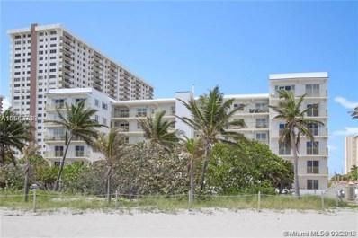 901 S Surf Rd UNIT 208, Hollywood, FL 33019 - MLS#: A10540708