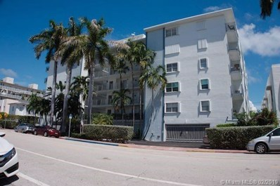 1545 Euclid Ave UNIT 5E, Miami Beach, FL 33139 - MLS#: A10540716