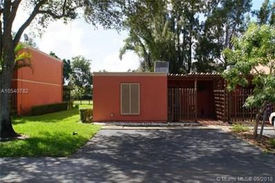 10370 Fairway Rd UNIT 10370, Pembroke Pines, FL 33026 - MLS#: A10540782