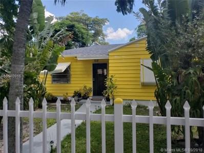 12445 NW 8th Ave, North Miami, FL 33168 - MLS#: A10540916