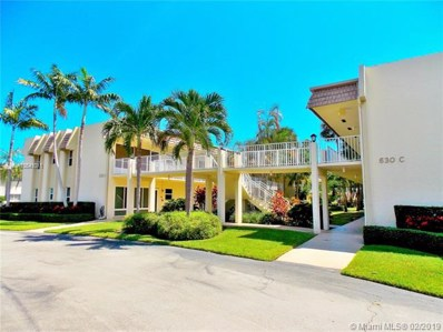 632 Snug Harbor Dr UNIT D14, Boynton Beach, FL 33435 - #: A10541011