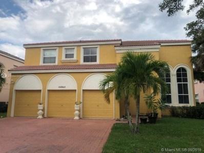 16862 SW 50 Street, Miramar, FL 33027 - MLS#: A10541020