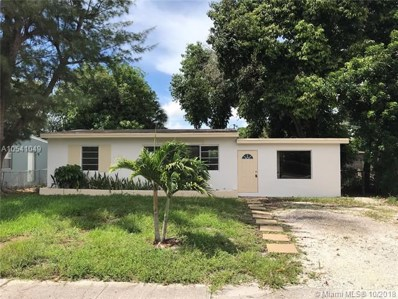 1206 NW 11th Ct, Fort Lauderdale, FL 33311 - #: A10541049
