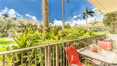 1201 S Ocean Dr UNIT 110S, Hollywood, FL 33019 - MLS#: A10541130