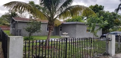 1520 NW 127th St, North Miami, FL 33167 - MLS#: A10541155