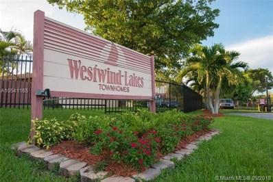 15355 SW 70th Ln UNIT 1, Miami, FL 33193 - MLS#: A10541165