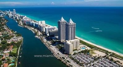 4779 Collins Ave UNIT 2706, Miami Beach, FL 33140 - MLS#: A10541200
