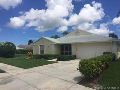 725 SE 25th Ln, Homestead, FL 33033 - MLS#: A10541418