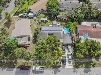 3660 SW 23rd St, Fort Lauderdale, FL 33312 - MLS#: A10541467