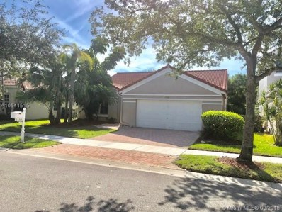 1156 Cedar Falls Dr, Weston, FL 33327 - MLS#: A10541515