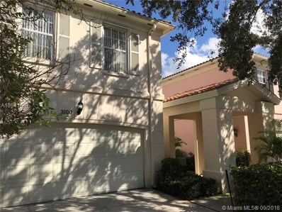 2100 Tigris Dr UNIT 2100, West Palm Beach, FL 33411 - MLS#: A10541557