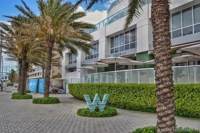 3101 Bayshore Dr UNIT 1903, Fort Lauderdale, FL 33304 - MLS#: A10541560