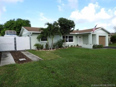 6863 NW 28th Ave, Fort Lauderdale, FL 33309 - MLS#: A10541583
