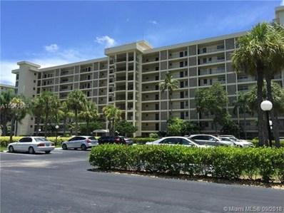 3200 N Palm Aire Dr UNIT 506, Pompano Beach, FL 33069 - MLS#: A10541694