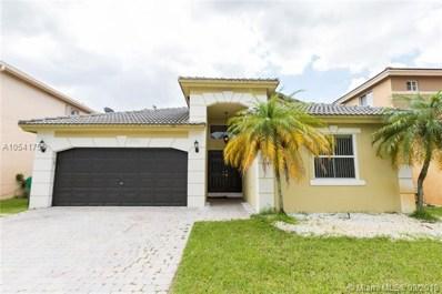 13236 SW 51st St, Miramar, FL 33027 - MLS#: A10541755