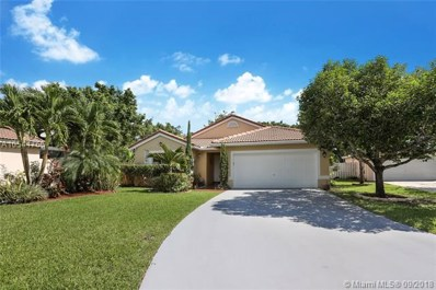 2483 NW 184th Ter, Pembroke Pines, FL 33029 - MLS#: A10541766