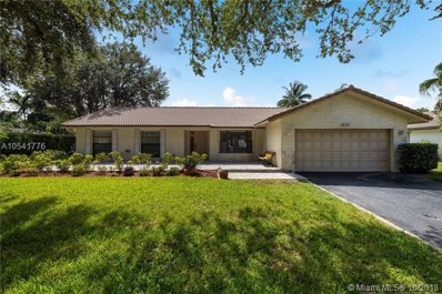 8122 NW 3rd Place, Coral Springs, FL 33071 - MLS#: A10541776