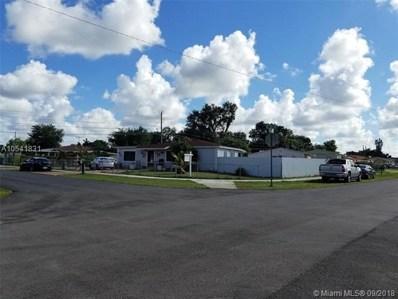 2981 NW 161st St, Miami Gardens, FL 33054 - MLS#: A10541831