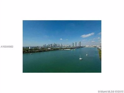 1000 Venetian Way UNIT 1004, Miami, FL 33139 - MLS#: A10541982